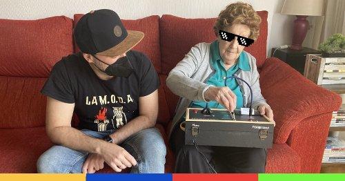Génie : un petit-fils adapte Telegram pour sa grand-mère de 96 ans