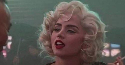 """Netflix bloque la sortie du biopic sur Marilyn Monroe, """"horrifié"""" par des scènes de sexe"""