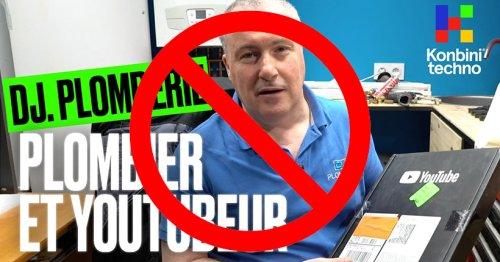 """La chaîne YouTube de DJ Plomberie a été """"supprimée définitivement"""", explications"""