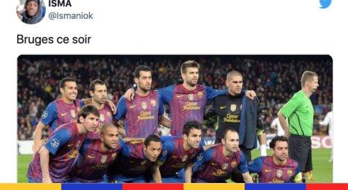 Le grand n'importe quoi des réseaux sociaux : Club Bruges-PSG