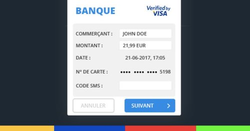 Le SMS de vérification pour un achat bancaire va bientôt disparaître