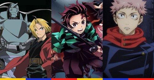 On a classé les dix meilleurs animes, à binger sans modération