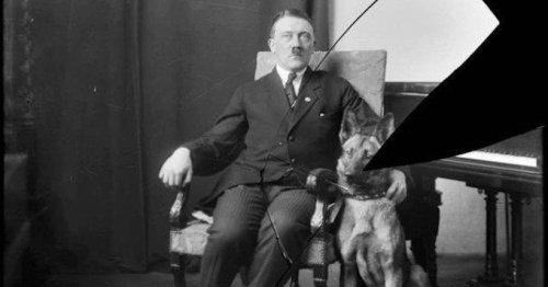 Des centaines d'images inédites et intimes d'Hitler viennent d'être numérisées