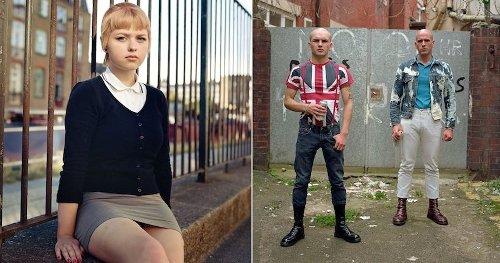 Un photographe a tiré le portrait de skinheads antifascistes dans leur quotidien