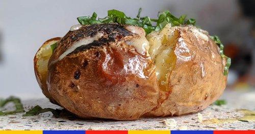 Tuto : voici comment réussir la parfaite cuisson de patate au four (comme à la Pataterie)