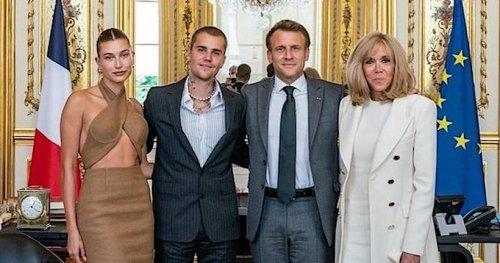 Macron reçoit Justin Bieber à l'Élysée: le grand n'importe quoi des réseaux sociaux