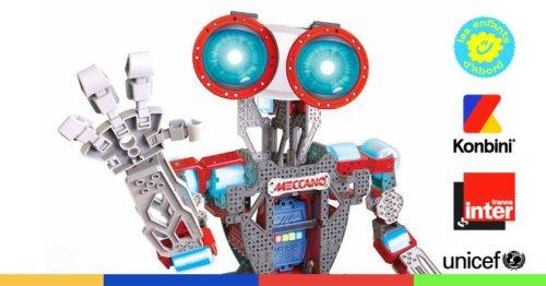 Notre sélection de cinq jouets tech pour enfants (mais sans écran)