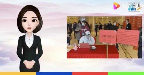 Chine: une IA réalise des vidéos d'information en 15 secondes