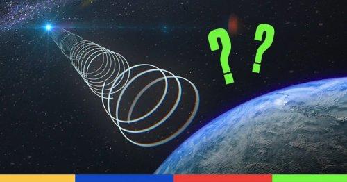 Depuis deux ans, un signal radio provenant du centre de la galaxie trouble les astronomes