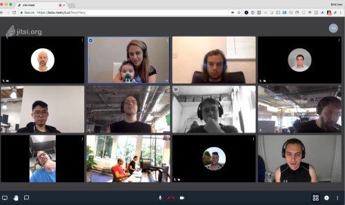 Jitsi, la vidéoconférence open source et multiplateformes