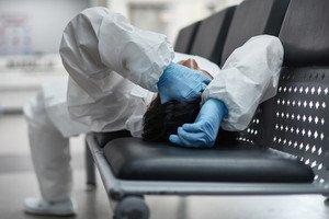 Pandemic threatens mental wellbeing of healthcare workers worldwide