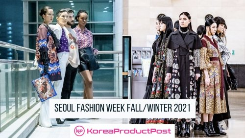 Seoul Fashion Week Delivers Hope and Courage with Retro Looks and K-Beauty