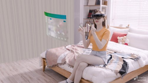 South Korea's DoubleMe Remixing the Reality Experiences