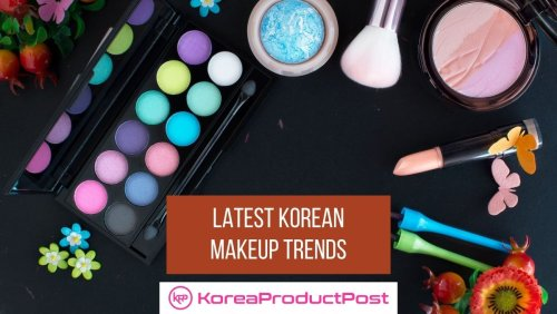 Try These Latest Korean Makeup Trends To Look Like Your Fave Stars