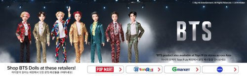 Mattel x BTS Collaboration: BTS dolls are finally here and they are shockingly realistic