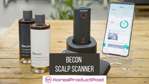 Korean Startup Becon's Scalp Scanner