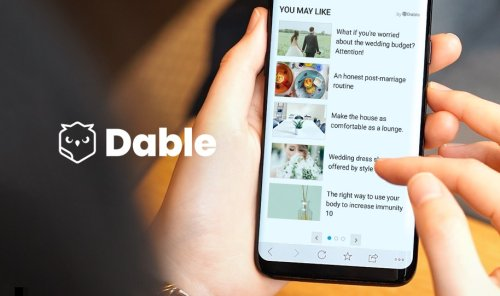 Korean Startup Dable gets top ranking in media category in'FT Asia-Pacific High-Growth Companies 2021' list