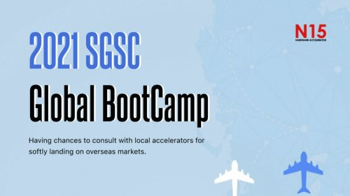 Seoul Global Startup Center (SGSC) 2021 Global Bootcamp Pitch Day on June 24th