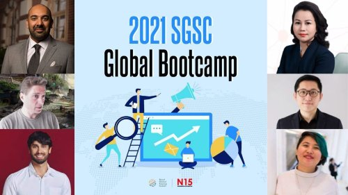 Korean startups learn about branding & marketing strategies for global outreach at 2021 SGSC Global Bootcamp