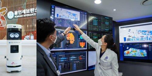 SK Telecom Develops 5G-Powered Disinfection Robot Keemi