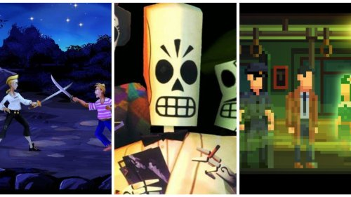 The Best Point & Click Adventure Games Of All Time