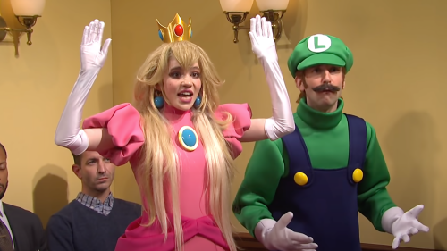 I Don't Think Anyone At SNL Has Actually Played Mario Before
