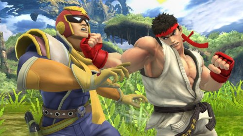 Street Fighter's Ryu Is The Kevin Bacon Of Video Games