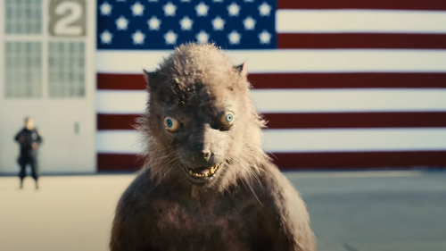 The Suicide Squad's Weasel Had a Fantastic Inspiration and It Wasn't a Weasel