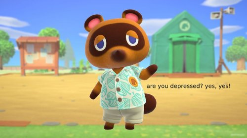 Is It Possible To Play Animal Crossing And Still Be Depressed? Oxford University Wants To Find Out