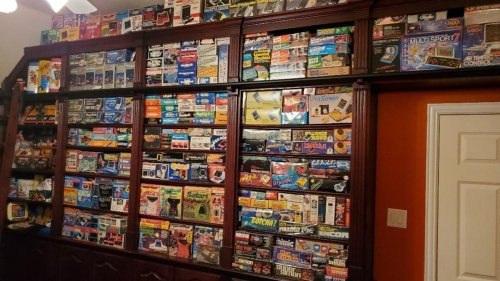 Her Award-Winning Gaming Collection Could Get Her Paid. But That's Not The Point.