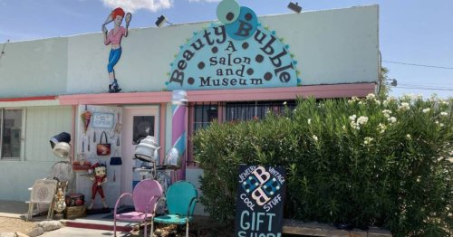 The Beauty Bubble Brings Vintage Style To The High Desert
