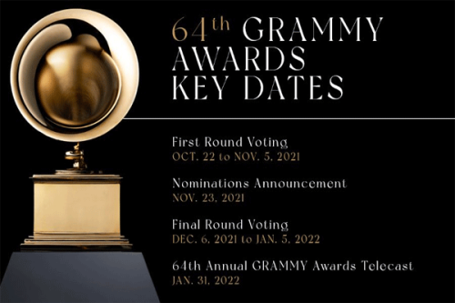 """BTS """"Butter"""" Officially Listed on 64th Grammy Awards Nomination 2022 Against Strong Competitors + Timeline Schedule"""