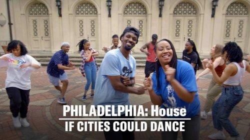 Meet Philadelphia's House Dancers Preserving the Soul of the Scene   KQED