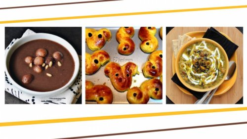 KQED's Holiday Recipes cover image