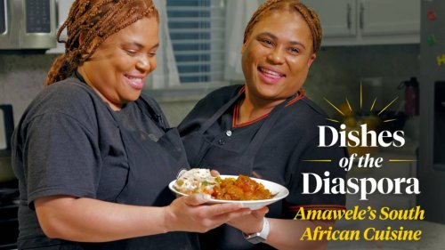 Amawele's Cuisine Brings South African Flavors to San Francisco | KQED