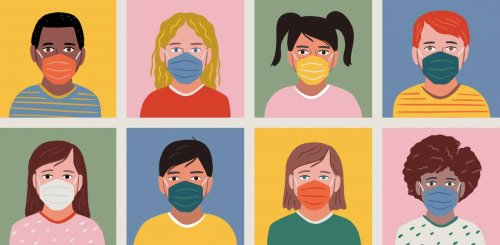 Everyone Should Wear A Mask In Schools, Vaccinated Or Not, U.S. Pediatricians Say - MindShift