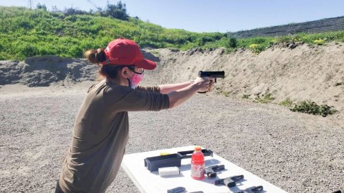 'I'm So Tired of Being Scared': Two Asian American Women Explain Why They Bought a Gun This Year | KQED