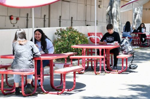 Free School Meals For All Here to Stay in California | KQED