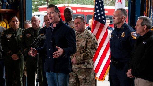 Newsom Misled the Public About Wildfire Prevention Efforts Ahead of Worst Fire Season on Record | KQED