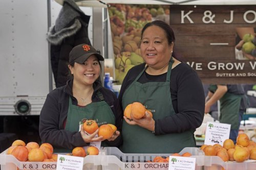Fresh Farmers Market Picks for Your Holiday Table | KQED