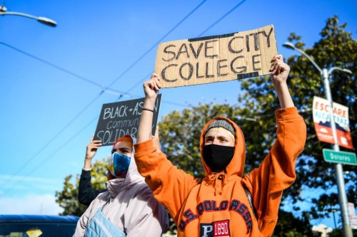 CCSF Approves Plan to Avoid Layoffs – SF Mulls Permanent Fund for Threatened Classes | KQED