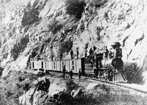 The Story Behind Those Old Train Tunnels in the Santa Cruz Mountains | KQED