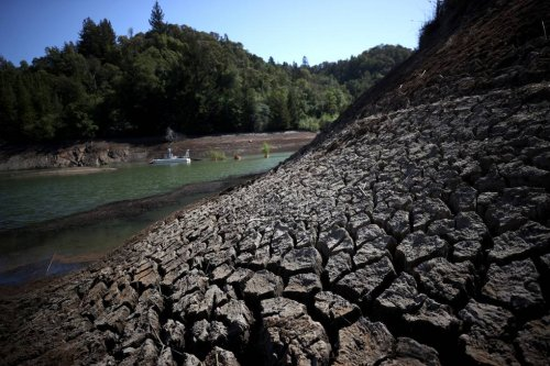 Governor Declares Drought Emergency in Two Counties   KQED