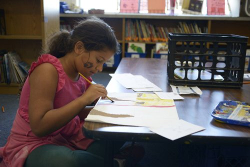 How Art Can Help Center a Student's Learning Experience | KQED