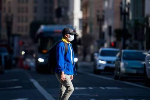 When Can You Stop Wearing a Mask in California? State Says June 15 | KQED