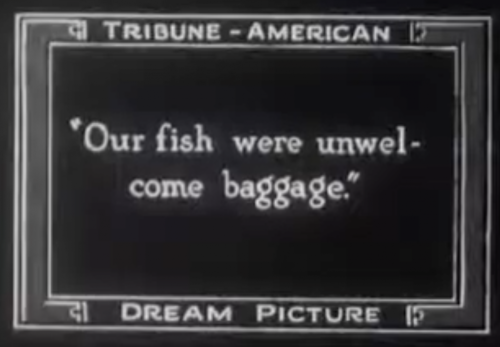 Watch: The Surreal Silent Film the Oakland Tribune Made in 1925 ... About a Reader's Dream | KQED