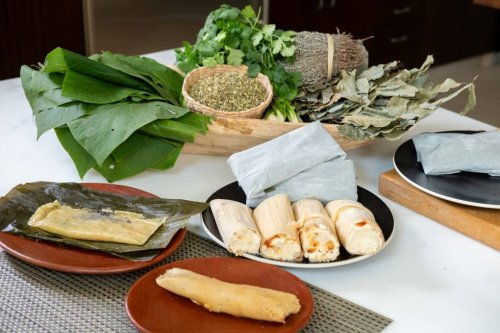 Celebrity Chefs Recipes: Holiday Tamales by Dominica Rice-Cisneros | KQED
