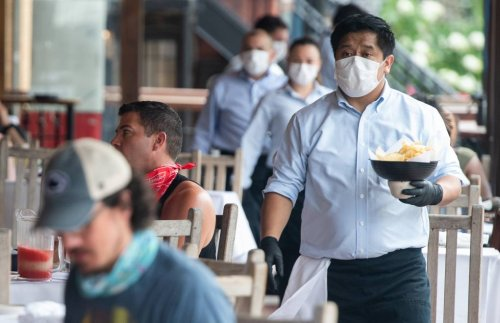 Why Some Fully Vaccinated Californians Will Keep Wearing Masks After June 15 | KQED