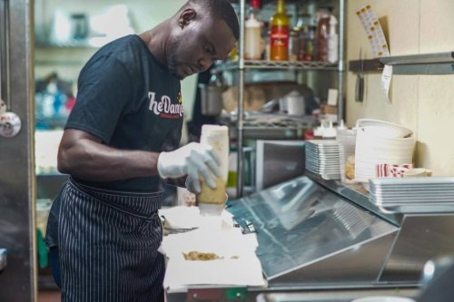 The Damel Brings Senegalese and Bahian Flavors to Oakland | KQED