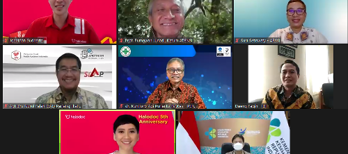 Indonesian health tech startup Halodoc nets USD 80 million from Astra, Temasek